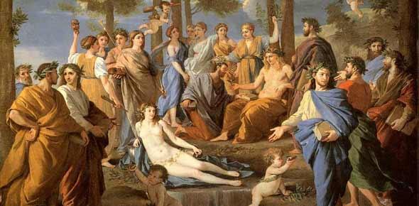 greek mythology Quizzes & Trivia