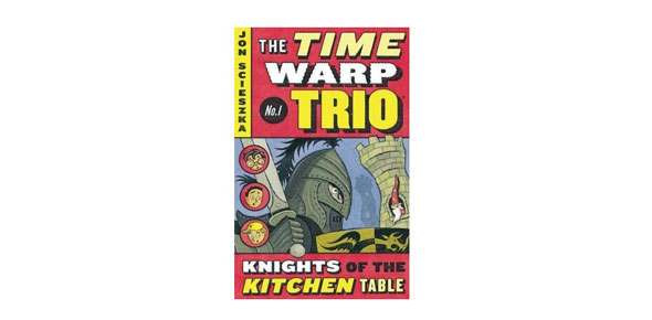 Knights Of The Kitchen Table Characters