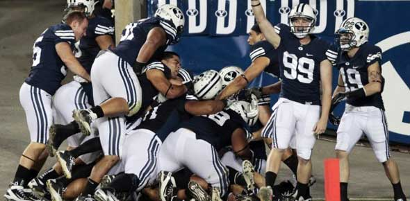 BYU Cougars Quizzes, Byu cougars Trivia, Byu cougars Questions