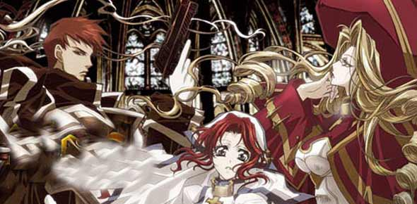 Trinity Blood Quizzes, Trinity Blood Trivia, Trinity Blood Questions