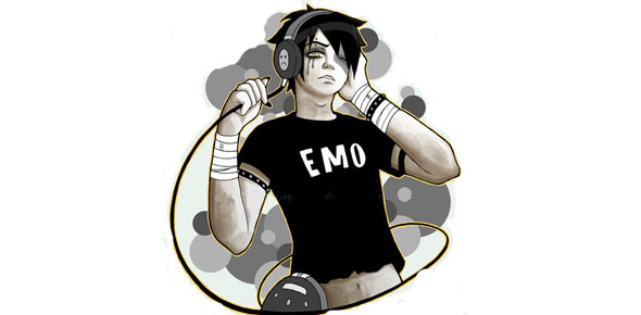Magnificent Emo Goth Or Neither Proprofs Quiz Short Hairstyles For Black Women Fulllsitofus