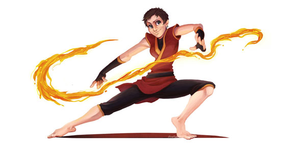 What Type Of A Firebender Are You And Bending Color