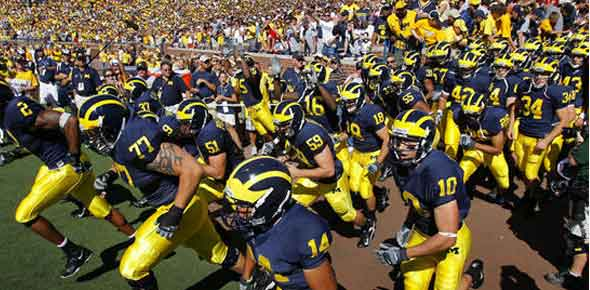 Michigan Wolverines Football Quizzes, Michigan wolverines football Trivia, Michigan wolverines football Questions
