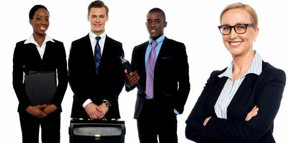 business people Quizzes & Trivia