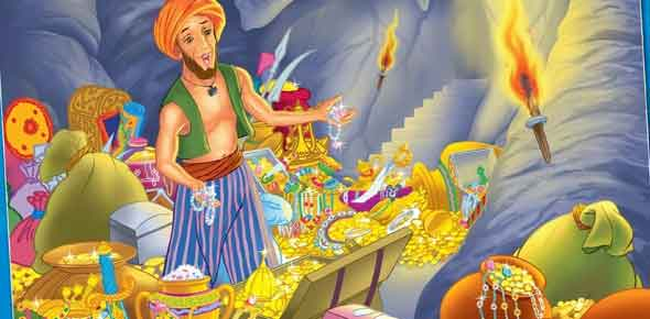 Ali Baba And The Forty Thieves Quizzes, Ali Baba And The Forty Thieves Trivia, Ali Baba And The Forty Thieves Questions
