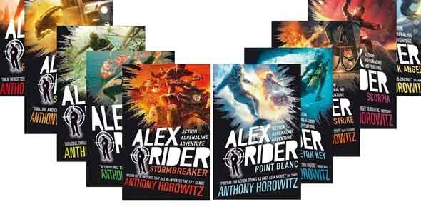 alex rider Quizzes & Trivia