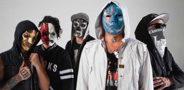 Hollywood undead Quizzes, Hollywood undead Trivia, Hollywood undead Questions