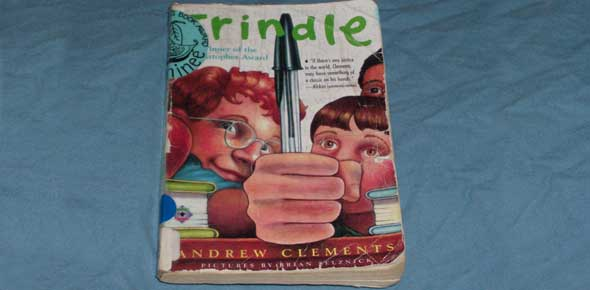 Frindle Quizzes, Frindle Trivia, Frindle Questions