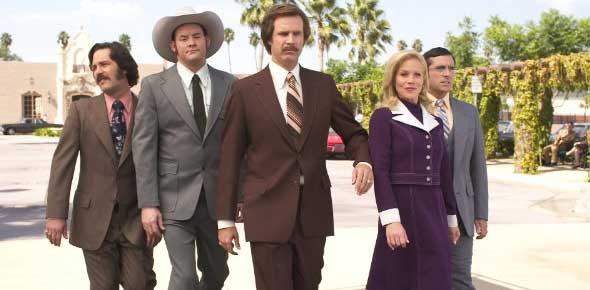 Anchorman The Legend Of Ron Burgundy Quizzes & Trivia