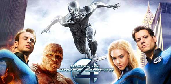 Image result for rise of the silver surfer
