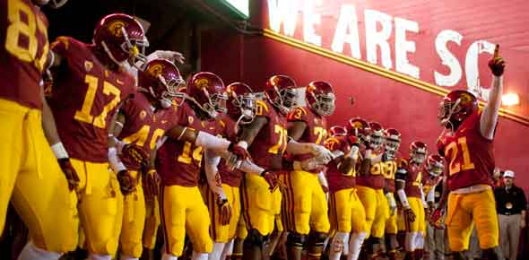 USC Trojans Football Quizzes & Trivia