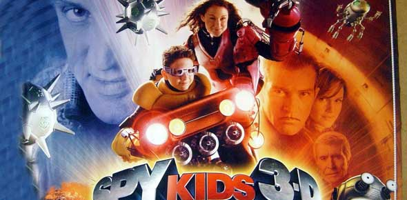 Spy Kids 3D Game Over Quizzes & Trivia