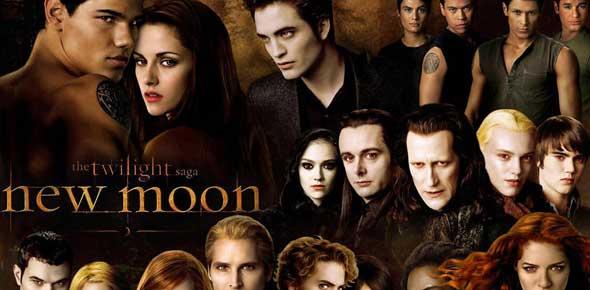 the twilight saga new moon Quizzes & Trivia