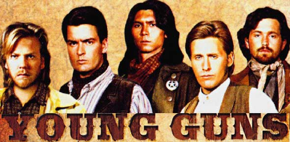 Top Young Guns Quizzes Trivia Questions Amp Answers