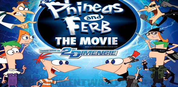 Phineas And Ferb The Movie Across The 2nd Dimension Quizzes & Trivia