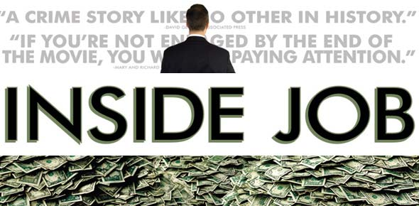 inside job movie review questions Inside job transcript – sony pictures – september 2010 2 narrator: at the same time, the government privatized iceland's three largest banks.