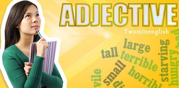 adjective Quizzes & Trivia