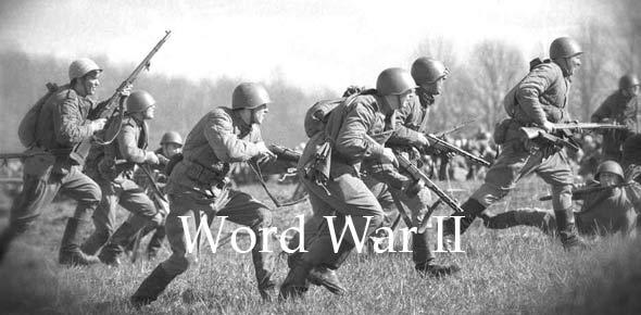 world war II Quizzes & Trivia