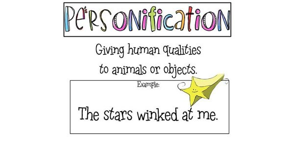 Simile Metaphor Personification Alliteration Sms Proprofs Quiz