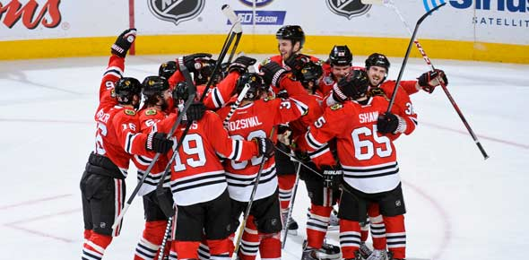 Chicago Blackhawks Quizzes & Trivia