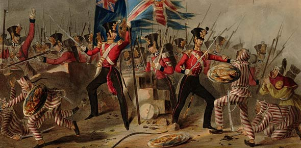an analysis of the topic of the opium war A topic of choice is the opium wars, those 19th-century skirmishes on the far- eastern fringe of the british empire they are largely unknown by.