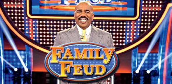Best Family Feud Questions and Answers - ProProfs | Page 1