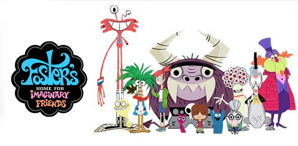 fosters home for imaginary friends Quizzes & Trivia