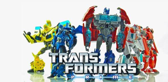 Transformers Prime Quizzes Online, Trivia, Questions