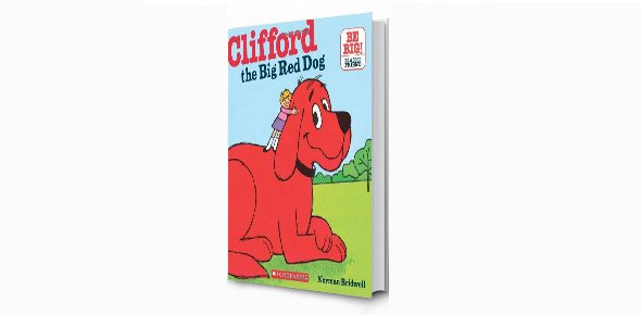 clifford the big red dog Quizzes & Trivia