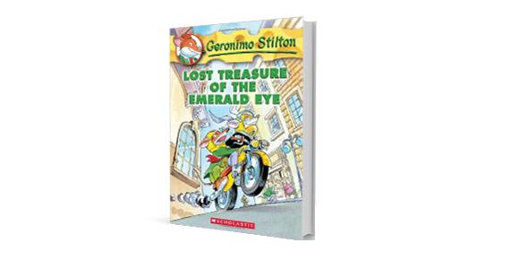 lost treasure of the emerald eye Quizzes & Trivia
