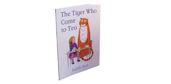 the tiger who came to tea Quizzes & Trivia