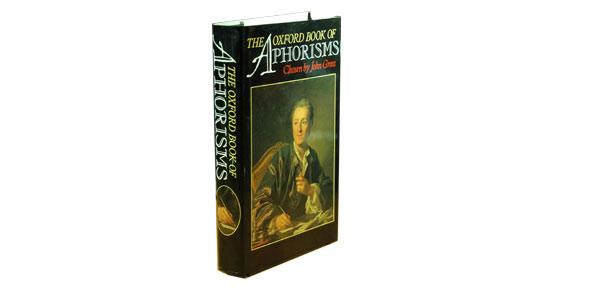 aphorisms Quizzes & Trivia