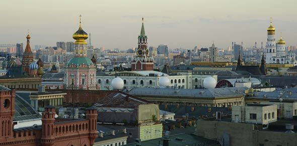 moscow Quizzes & Trivia
