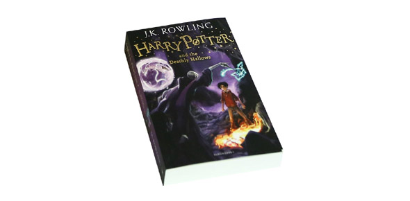 harry potter literary series Quizzes & Trivia