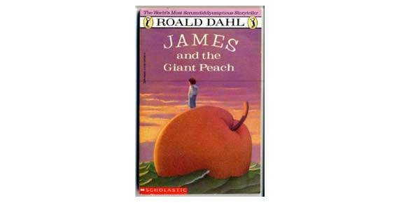 james and the giant peach Quizzes & Trivia