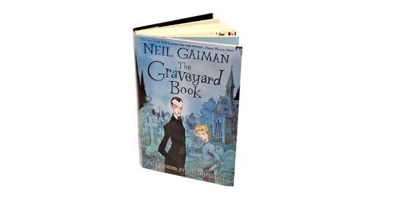 the graveyard book Quizzes & Trivia