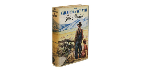 the grapes of wrath novel Quizzes & Trivia