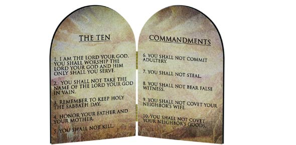 ten commandments Quizzes & Trivia