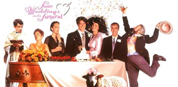Four Weddings And A Funeral 1994 Actors Quiz Proprofs Quiz