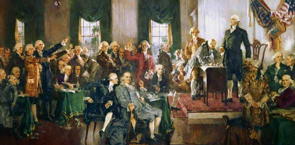 Constitutional convention Quizzes, Constitutional convention Trivia, Constitutional convention Questions