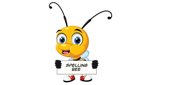 Spelling bee Quizzes, Spelling bee Trivia, Spelling bee Questions