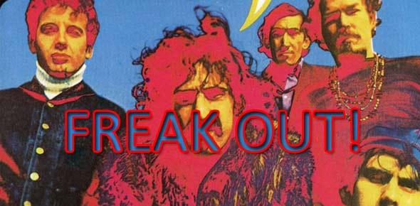 freak out album Quizzes & Trivia