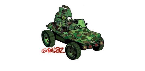 gorillaz Quizzes & Trivia