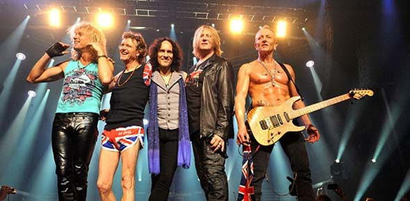 Def Leppard Quizzes, Def leppard Trivia, Def leppard Questions