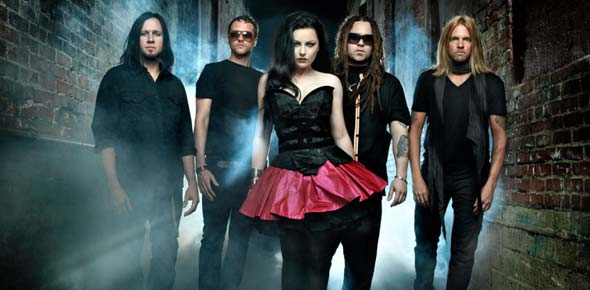 Evanescence Quizzes, Evanescence Trivia, Evanescence Questions