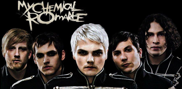 My chemical romance Quizzes, My chemical romance Trivia, My chemical romance Questions