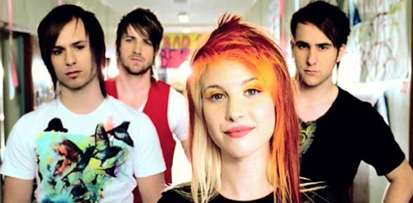 Paramore Quizzes, Paramore Trivia, Paramore Questions