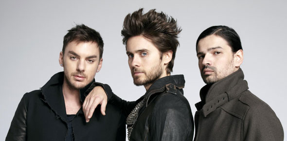 Thirty seconds to mars Quizzes, Thirty seconds to mars Trivia, Thirty seconds to mars Questions