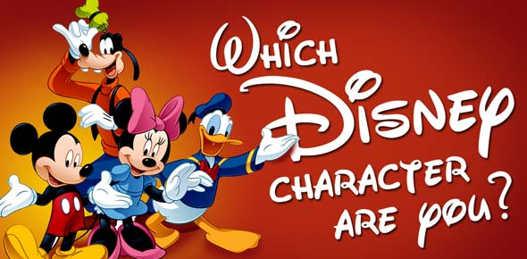 What disney character are you Quizzes, What disney character are you Trivia, What disney character are you Questions