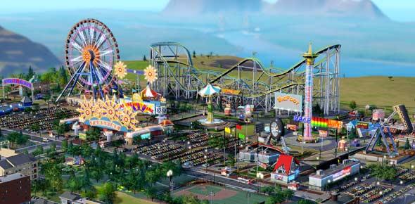 amusement park Quizzes & Trivia